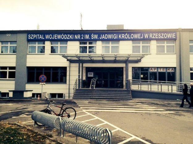 Szpital przy ul. Lwowskiej wstrzymał przyjmowanie pacjentów. Powód: strajk personelu medycznego - Aktualności Rzeszów