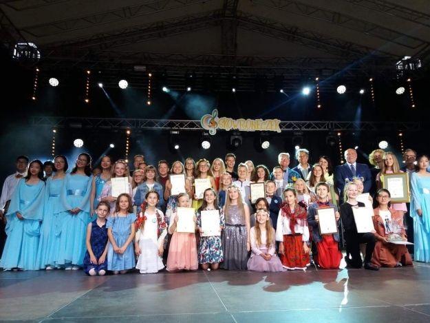 Uczniowie Centrum Sztuki Wokalnej wyśpiewali aż 7 nagród na Międzynarodowym Festiwalu - Aktualności Rzeszów