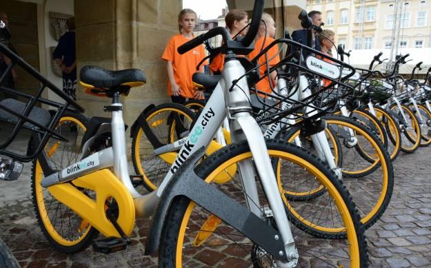 Nowe rowery miejskie i skutery elektryczne już dostępne dla mieszkańców Rzeszowa - Aktualności Rzeszów