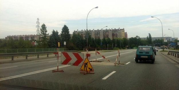 Utrudnienia na moście Karpackim - Aktualności Rzeszów