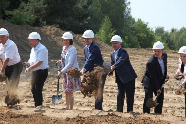 Rozpoczęła się budowa obwodnicy Kolbuszowej i Weryni. Inwestycja ma kosztować 52 mln zł - Aktualności Podkarpacie