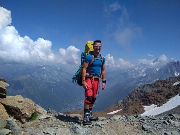 Pracownik Uniwersytetu Rzeszowskiego zdobył Mont Blanc. Wyczynu dokonał dr hab. Sławomir Drozd [ZDJĘCIA] - Aktualności Rzeszów