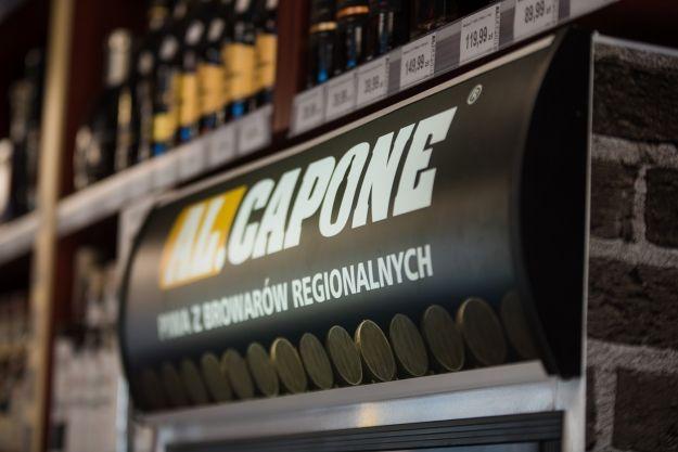 Al. Capone - specjaliści od alkoholu - kolejna placówka na mapie Rzeszowa! - art. sposn.