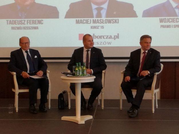 Podsumowujemy pierwszą debatę prezydencką w Rzeszowie - Aktualności Rzeszów