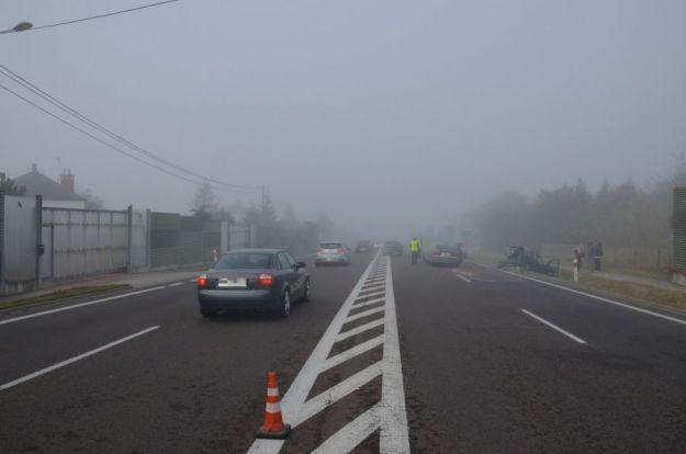 W Krasnem zderzyły się cztery samochody. Nie ma już utrudnień w ruchu [AKTUALIZACJA] - Aktualności Rzeszów