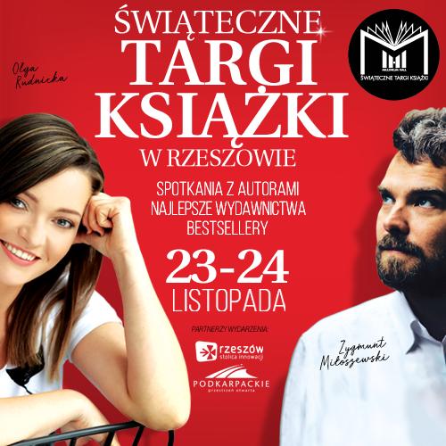 Kolejna edycja Świątecznych Targów Książki w Millenium Hall - art. sposn.