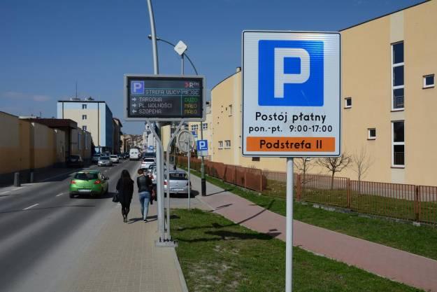 W Rzeszowie będzie więcej tablic monitorujących ilość miejsc parkingowych - Aktualności Rzeszów