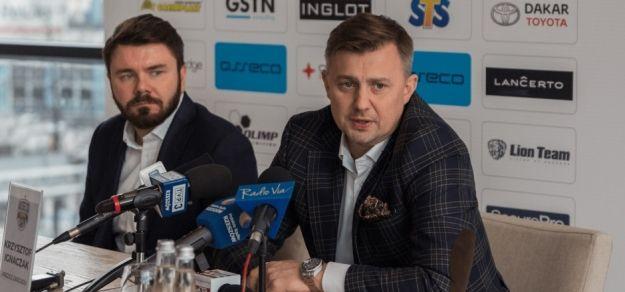 Pierwsza konferencja Krzysztofa Ignaczaka, nowego prezesa Asseco Resovia Rzeszów - Aktualności Rzeszów