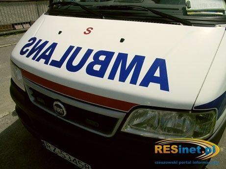 9 osób rannych w wypadku autokaru wycieczkowego - Aktualności Podkarpacie