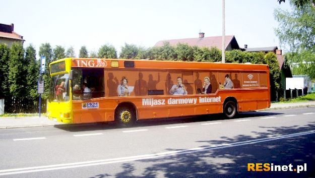 Darmowy internet w autobusach do końca czerwca - Aktualności Rzeszów