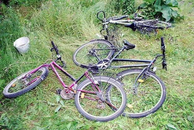 Pijani złodzieje rowerów - Aktualności Podkarpacie