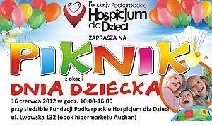 Piknik z okazji Dnia Dziecka - Aktualności Rzeszów