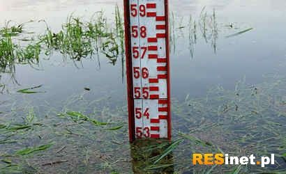 Przybywa wody w rzekach na Podkarpaciu  - Aktualności Podkarpacie