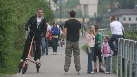 Ścieżki nad Wisłokiem będą szersze - Aktualności Rzeszów
