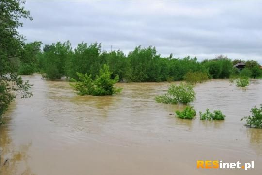 Sytuacja na rzekach Podkarpacia - Aktualności Podkarpacie