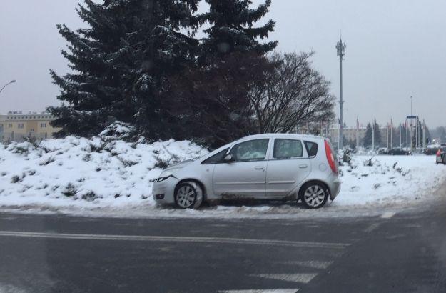 Wypadek na ul. Krakowskiej. 58-latka trafiła do szpitala - Aktualności Rzeszów