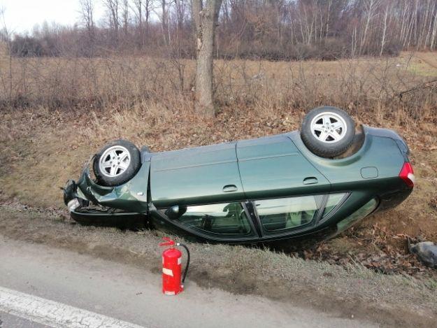 Kierowca audi zasnął za kierownicą  - Aktualności Podkarpacie