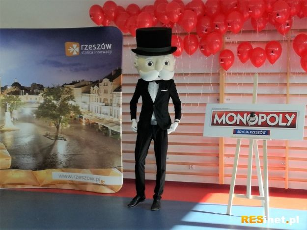 Monopoly stworzy rzeszowską edycję gry. Będzie konkurs dla szkół - Aktualności Rzeszów