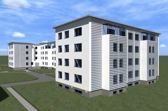 Politechnika Rzeszowska zbuduje nowy akademik. Przebudowany zostanie również Pingwin i Akapit [WIZUALIZACJE] - Aktualności Rzeszów