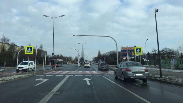 7 sygnalizacji świetlnych na ul. Rejtana od czerwca - Aktualności Rzeszów