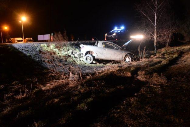 Pijany 18-letni kierowca doprowadził do urazu kręgosłupa pasażera samochodu - Aktualności Podkarpacie
