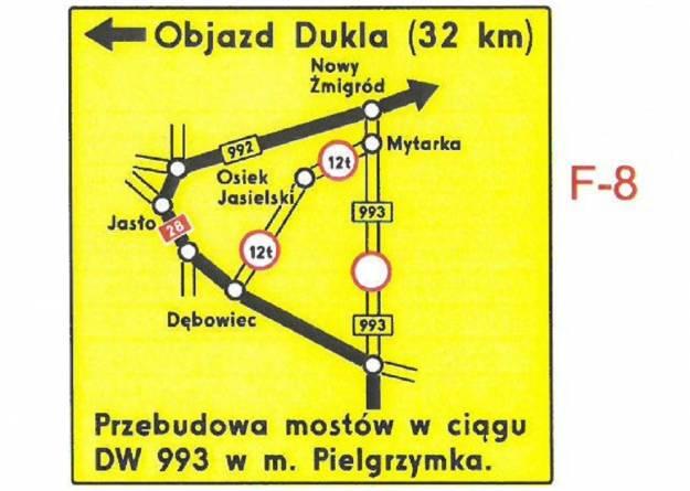 15 kwietnia rusza budowa mostów w Pielgrzymce. Będą utrudnienia i objazdy - Aktualności Podkarpacie
