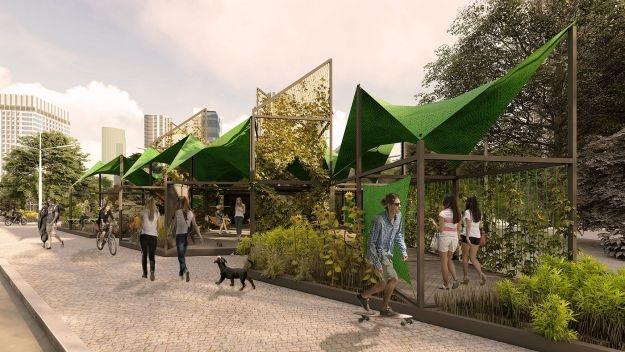 20 maja kończy się głosowania na instalacje oryginalnej przestrzeni miejskiej. Radny z prośbą o głosy - Aktualności Rzeszów