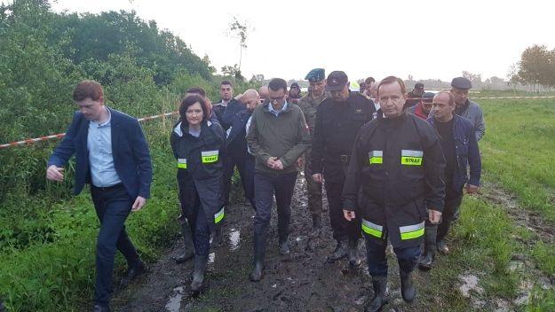 Władysław Ortyl zadeklarował wsparcie finansowe dla gmin poszkodowanych w powodzi - Aktualności Podkarpacie