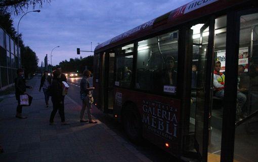 Od pierwszego lipca zaczyna działać kolejna linia nocna N3 - Aktualności Rzeszów