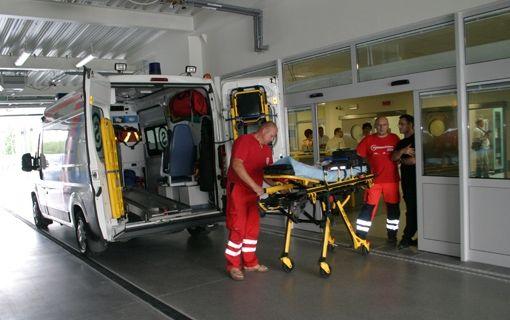 """Roczny chłopiec pierwszym pacjentem """"szpitala w pigułce"""" - Aktualności Rzeszów"""
