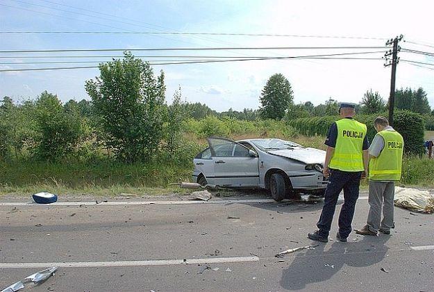 Wypadek w Kolbuszowej Dolnej. 1 osoba nie żyje, 4 ranne - Aktualności Podkarpacie