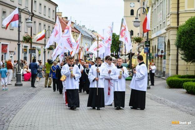 20 czerwca Boże Ciało. Będą utrudnienia w ruchu - Aktualności Rzeszów