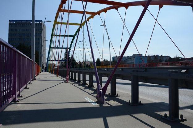 Budowa kładki rowerowej przy moście Narutowicza. Miasto ponownie szuka wykonawcy - Aktualności Rzeszów