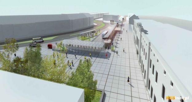 Budowa Rzeszowskiego Centrum Komunikacyjnego  - Inwestycje w Rzeszowie