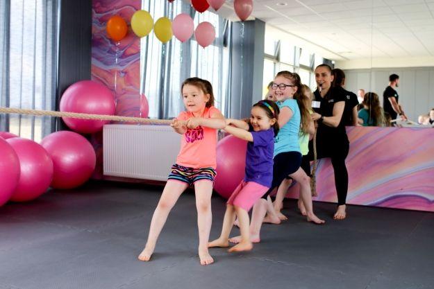 Bezpłatny trening dla dzieci z mistrzynią świata w kickboxingu - Aktualności Rzeszów