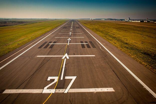 Na pasie startowym lotniska w Jasionce odbędzie się wyścig rowerowy - Aktualności Rzeszów