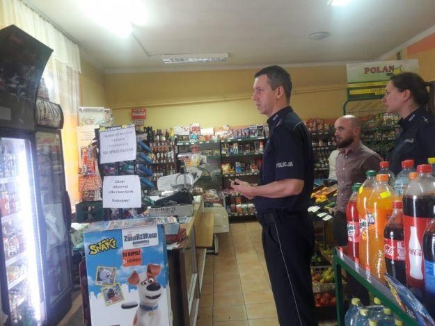 Policjanci sprawdzali miejsca sprzedaży i podawania napojów alkoholowych - Aktualności Rzeszów