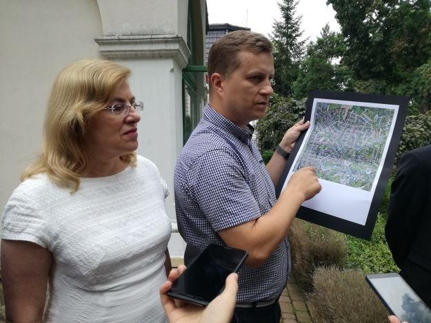 Powraca temat możliwej zabudowy w okolicach ul. Daliowej i ul. Lawendowej na Zalesiu - Aktualności Rzeszów