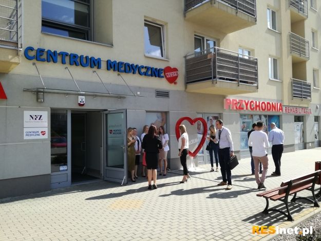 """Otwarto nową przechodnie Centrum Medycznego """"Medyk"""". W sobotę bezpłatne badania [FOTO] - Aktualności Rzeszów"""