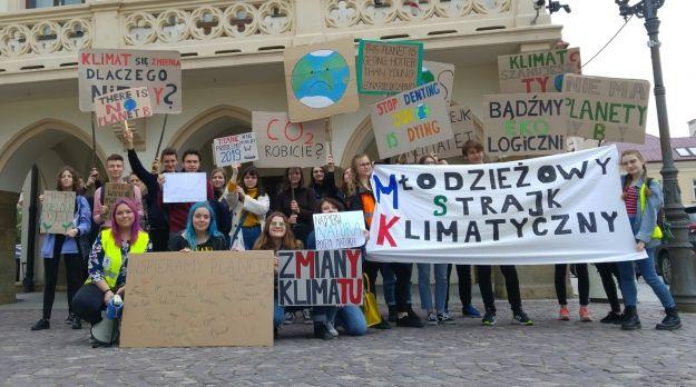 Młodzieżowy Strajk Klimatyczny także w Rzeszowie - Aktualności Rzeszów