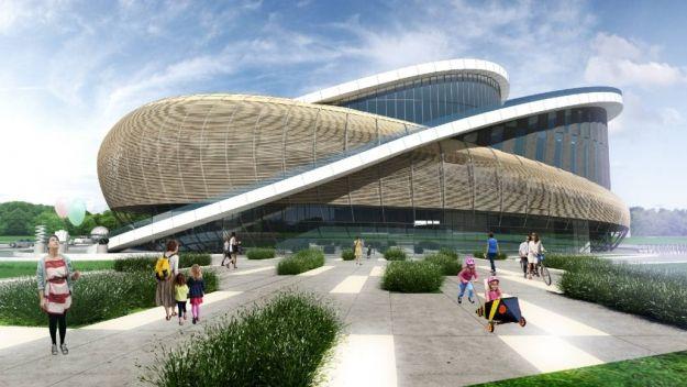 W przyszłym roku ruszą prace budowlane przy Podkarpackim Centrum Nauki - Aktualności Rzeszów