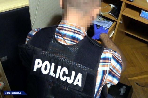 Zatrzymano 6 osób podejrzanych o posiadanie treści pedofilskich i zoofilskich - Aktualności Rzeszów