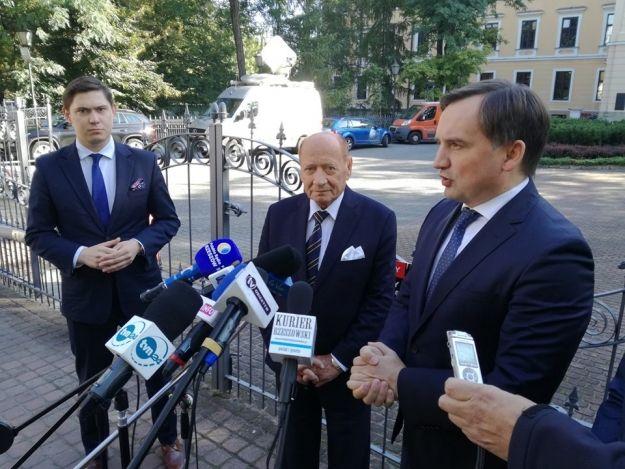 Zbigniew Ziobro w Rzeszowie. Spotkanie dotyczyło przekazania Zamku Lubomirskich  - Aktualności Rzeszów