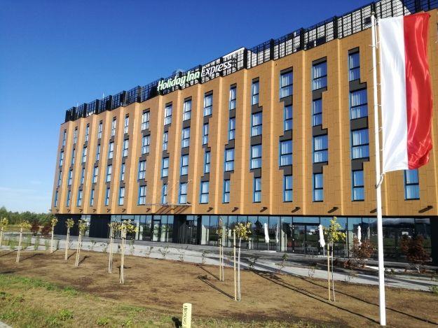Otwarto nowy hotel w sąsiedztwie Portu Lotniczego Rzeszów-Jasionka [FOTO] - Aktualności Rzeszów