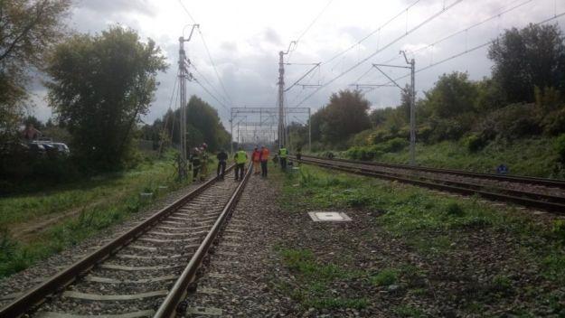 Przy wjeździe na przystanek kolejowy Rzeszów Zachodni 36-latek rzucił się pod pociąg - Aktualności Rzeszów