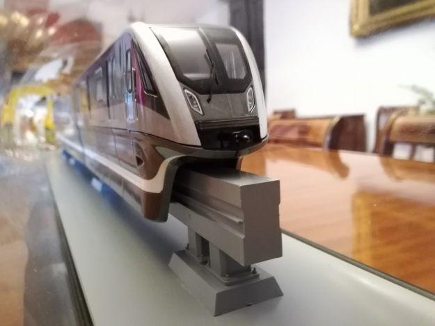 W ratuszu gościła firma budująca monorail. Marcin Warchoł ma pomóc w realizacji tematu - Aktualności Rzeszów