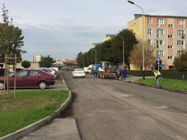 Jezdnia na ul. Kochanowskiego będzie miała trzy pasy ruchu - Aktualności Rzeszów