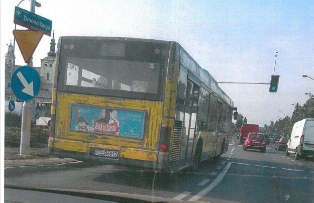 """Tadeusz Ferenc zwraca się do prezesa PKS-u, by zajął się """"szkaradnymi"""" autobusami i dworcem autobusowym - Aktualności Rzeszów"""
