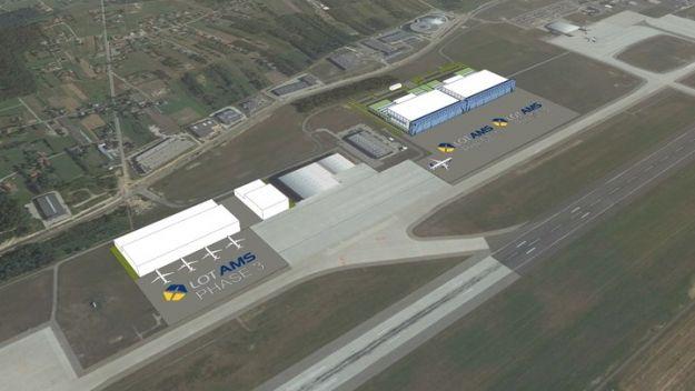 W Rzeszowie powstanie najnowocześniejsza w Europie baza obsługi technicznej samolotów - Aktualności Rzeszów