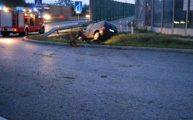 4 osoby ranne w wypadku w Ropczycach - Aktualności Podkarpacie